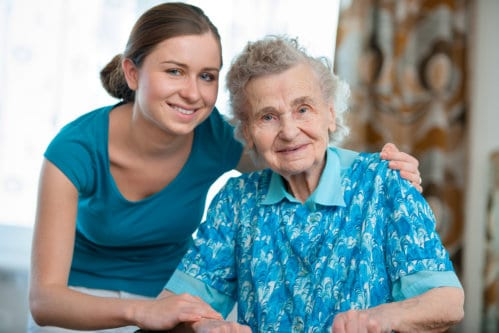 How Family Caregivers Benefit from Providing Self-Care