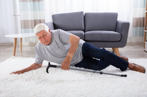 Elderly Falls: What You Need to Know