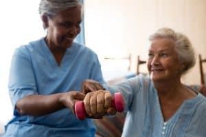 Elderly Care Rancho Cucamonga, CA: Seniors and Bone Health