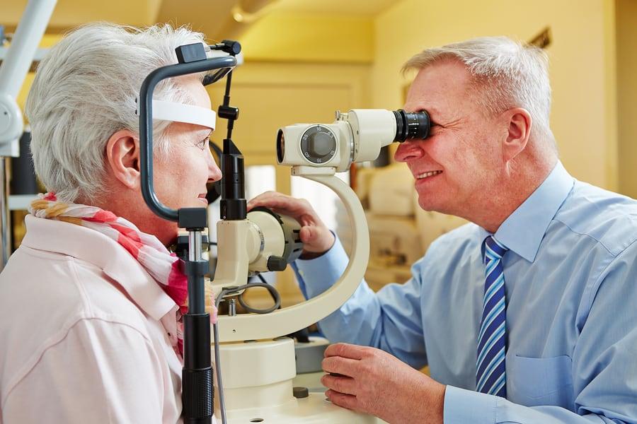Senior Care Ontario, CA: Eye Health